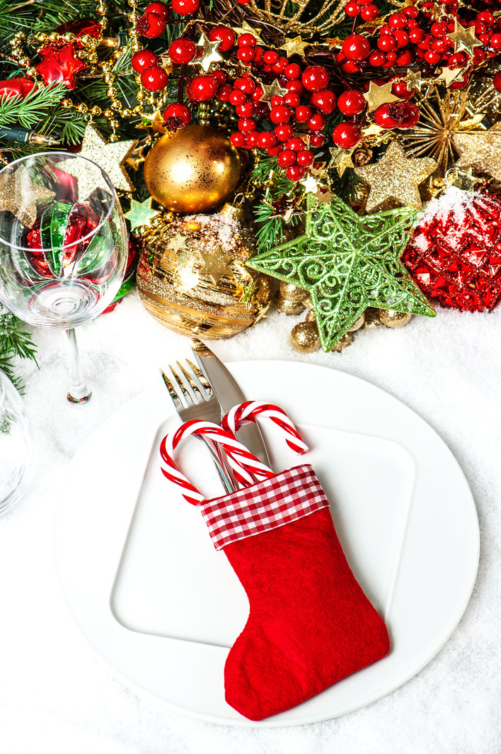 The official site of frank fontana holiday place setting Christmas place setting ideas